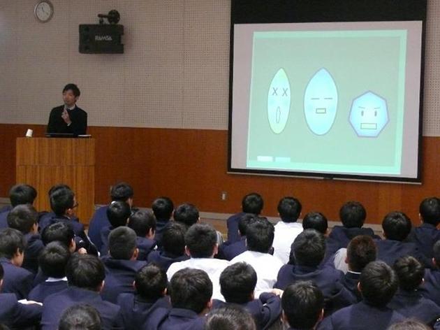 農業講演会、収穫米の試食会を実施 生徒が自分達で育てた米を試食し、日本の米文化を学ぶ
