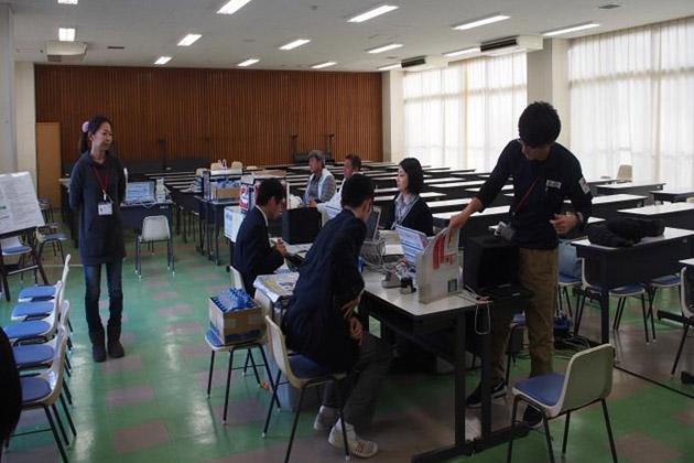 日本赤十字社と生徒会による「献血活動」を実施 生徒会が献血の必要性や協力を呼びかけ