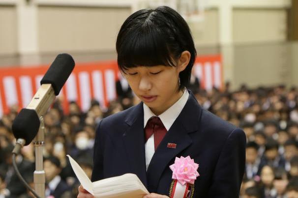 和歌山県内の高校で一番早い卒業式 令和元年度 卒業証書授与式を挙行