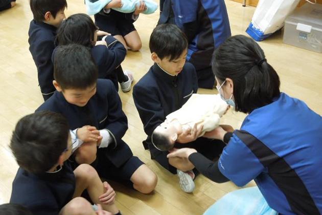 尊い命・生命の奇跡への理解を深める「いのちの授業」を実施 どうやって赤ちゃんは生まれるの?