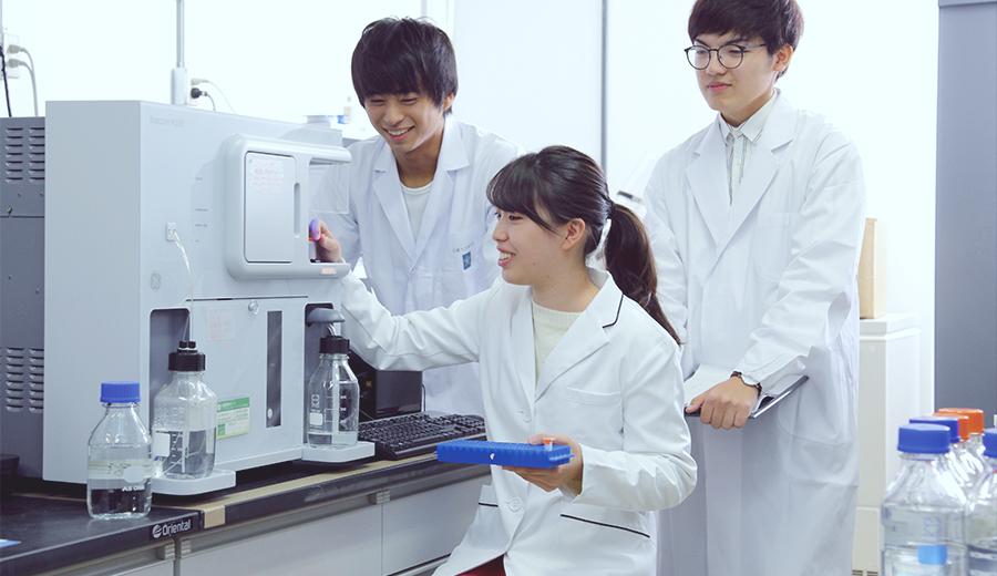 創薬科学科について | 創薬科学...