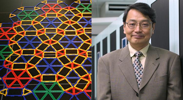 「ソフトマター物理学」から「物質幾何学」へ。 新たな学問分野を創造する。