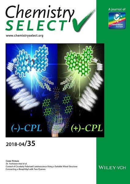 光学活性ビナフチルーピレン発光体において、非古典的円偏光発光(CPL)特性制御に成功